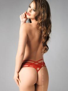 Трусики Me Seduce Amber Red String