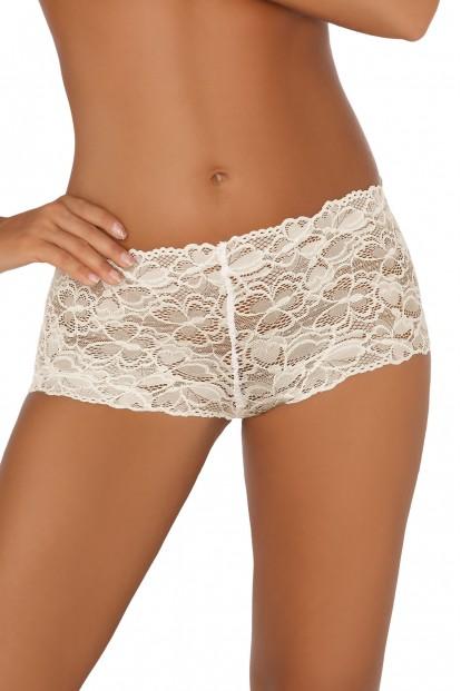 Женские кружевные трусы шорты Beauty Night Selena panty - фото 1