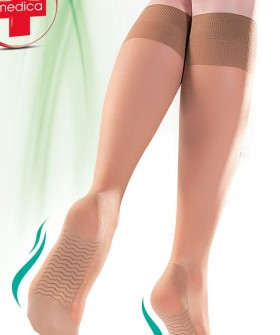 Гольфы Gabriella 502 Knee-highs Medica 20 den Neutro