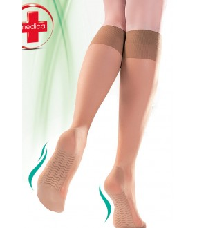 502 Knee-highs Medica 20 den Neutro Gabriella