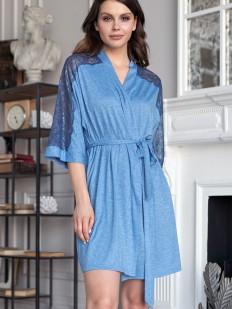 Короткий халат Mia-Amore Botticelli 6813