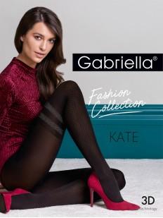 Фантазийные колготки с имитацией Gabriella KATE 60