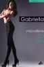 Классические черные колготки Gabriella 122 MICROFIBRE 60 den - фото 1