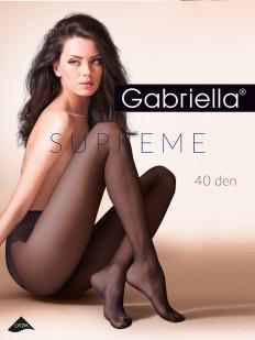 Классические черные колготки Gabriella SUPREME 40