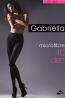 Классические матовые колготки Gabriella 121 MICROFIBRE 40 den - фото 1
