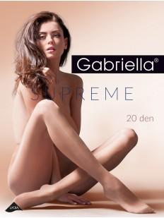 Классические телесные колготки Gabriella SUPREME 20