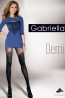 Колготки с имитацией чулок Gabriella 389 DEMI - фото 1