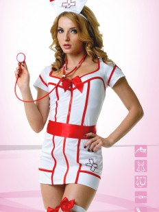 Костюм медсестры Le Frivole 02896 Doctor