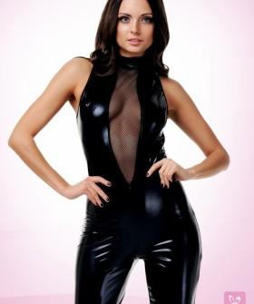 Женский эротический костюм для ролевых игр Le Frivole 02802 cat