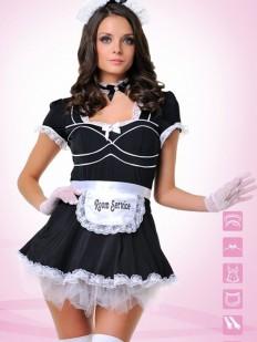 Ролевой костюм Le Frivole 02544 Maid