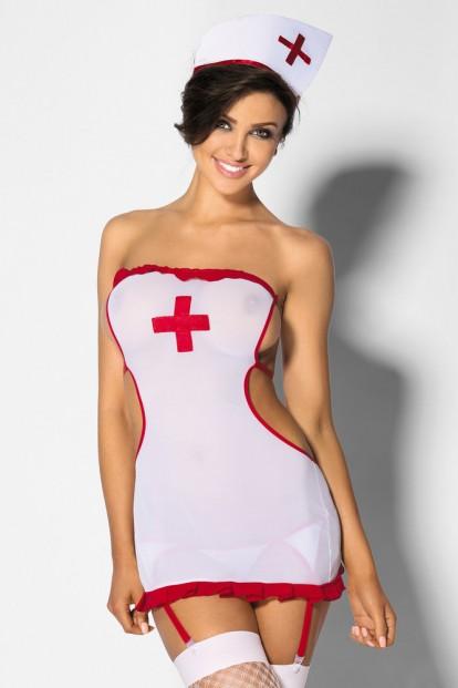 Костюм Медсестры для ролевых игр Angels Never Sin Persea - фото 1