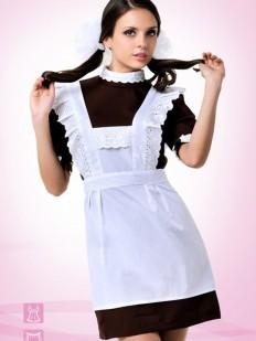 Женский эротический костюм Школьницы для ролевых игр