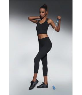 Легинсы-бриджи Bas Bleu для фитнеса Forcefit 200 den