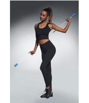 Легинсы Bas Bleu для фитнеса Forcefit 200 den