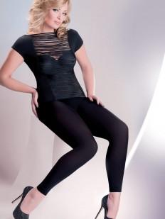 Классические леггинсы Gabriella 163 Plus Size 100 den