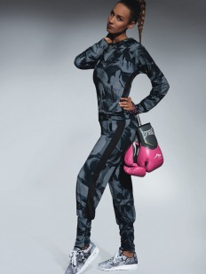 Спортивные леггинсы BAS BLEU Athena Pants 200 Den
