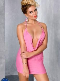 Платье Passion Miracle Chemise Pink Size Plus