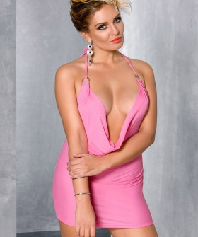 Платье Passion Miracle Chemise Pink Size Plus