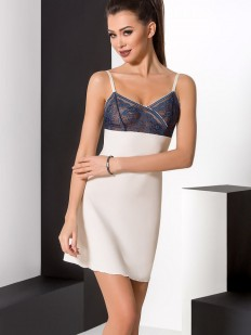 Кружевная ночнушка платье с кружевным лифом Passion Lingerie Ivone chemise