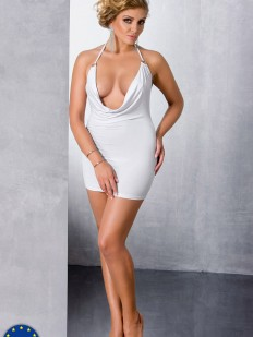 Платье Passion Miracle Chemise White Size Plus
