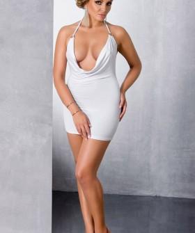 Платье Passion Miracle Chemise White Size Plus