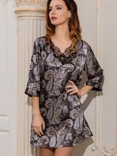 Шелковая сорочка Mia-Amore Donatella 3125