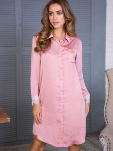 Атласная сорочка Mia-Mia Rosalina 17596