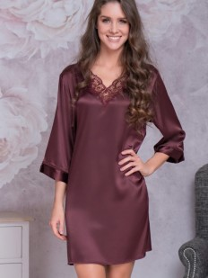 Атласная сорочка Mia-Mella Mirabella 2215