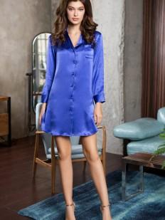 Шелковая рубашка Mia-Mia Rosemary 15146