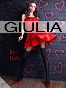 Колготки с имитацией Giulia PARI LOVE 60 den