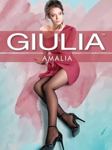 Колготки в горошек Giulia AMALIA 10