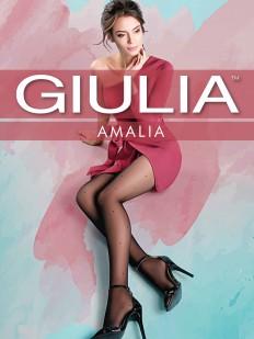 Колготки в горошек 20 den Giulia AMALIA 09