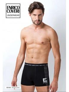 Мужские трусы боксеры в спортивном стиле Enrico Coveri EB1695
