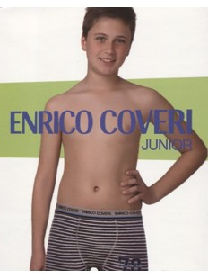Боксеры Enrico Coveri Eb4063 Boy Boxer