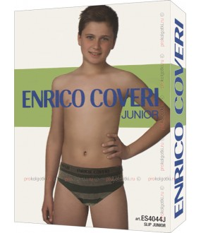Трусы Enrico Coveri Es4044 Junior Slip