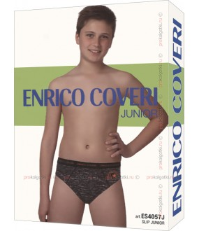 Плавки Enrico Coveri Es4057 Junior Slip