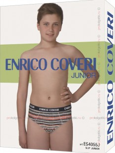 Плавки Enrico Coveri Es4055 Junior Slip