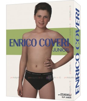 Трусы Enrico Coveri Es4045 Junior Slip