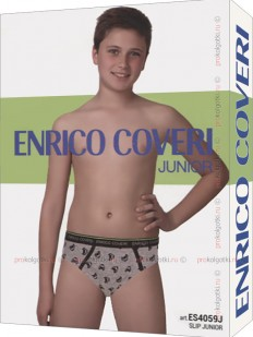 Плавки Enrico Coveri Es4059 Junior Slip