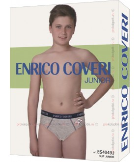 Плавки Enrico Coveri Es4049 Junior Slip