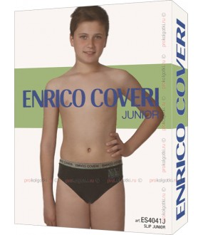 Плавки Enrico Coveri Es4041 Junior Slip