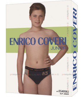 Плавки Enrico Coveri Es4056 Junior Slip