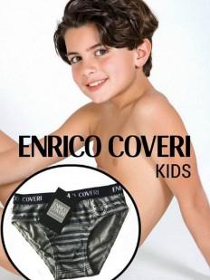 Детские трусы слип для мальчиков Enrico Coveri Es4055