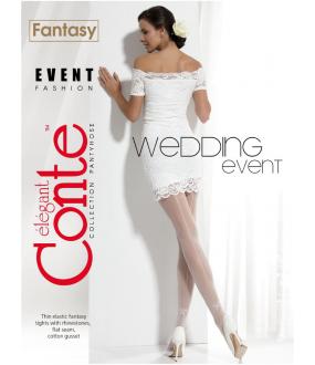 Свадебные колготки Conte elegant Event 20