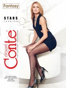 Тонкие колготки Conte elegant Stars 20