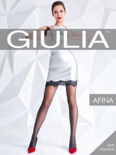 Последний товар!!! Фантазийные колготки с рисунком Giulia AFINA 03
