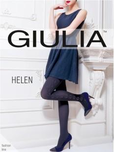 Фантазийные колготки 100 ден Giulia HELEN 02