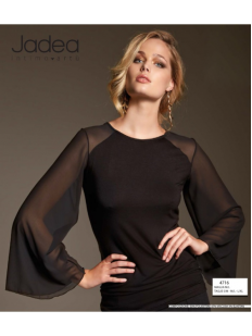 Женская блузка JADEA 4716 maglia manica lunga