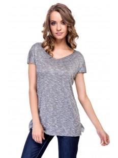 Женская домашняя футболка из вискозы
