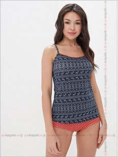 Бельё женское Innamore intimo Imd deers 4151788 top and shorts